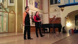 Rumunsko 2013 - turné s kolegou Alexandru Tomescu