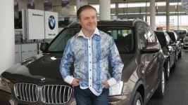 Ambassador BMW Stratos Auto