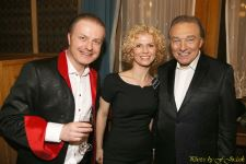 AFTER PARTY - s Karlem Gottem a se svojí manažerkou Janou Dioszegi