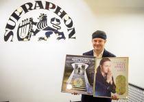 Zlatá deska za prodej alba 2CD Zlatá kolekce a Platinová deska za prodej alba J. S. Bach: Sonáty a partity pro sólové housle