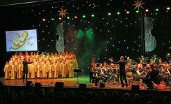 Pavel Šporcl – Vánoce na modrých houslích – Generali tour 2017 Hradec Králové - Kongresové centrum Aldis Foto: Zdeněk Fabiánek