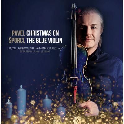 CHRISTMAS ON THE BLUE VIOLIN
