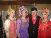 Rusko 2012, Moskva