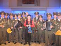Rusko 2012, Moska - koncert s Alexandrovci v slavném Čajkovského sále