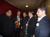 Backstage 2009 - s Karlem Gottema a kapelou Romano Stilo