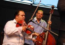 Zoltán Sándor - viola, Ján Rigo - kontrabas