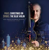 ALBUM CHRISTMAS ON THE BLUE VIOLIN PAVLA ŠPORCLA MEZI TOP 10 NEJPRODÁVANĚJŠÍMI ALBY ČESKÉHO HUDEBNÍHO PRŮMYSLU
